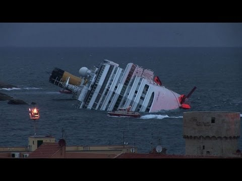 Cruise ship owner criticises captain as death toll hits six