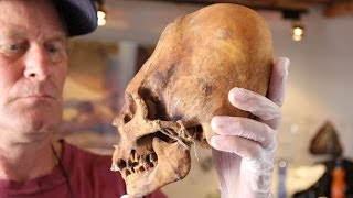 Non-Human DNA Found in Elongated Paracas Skulls