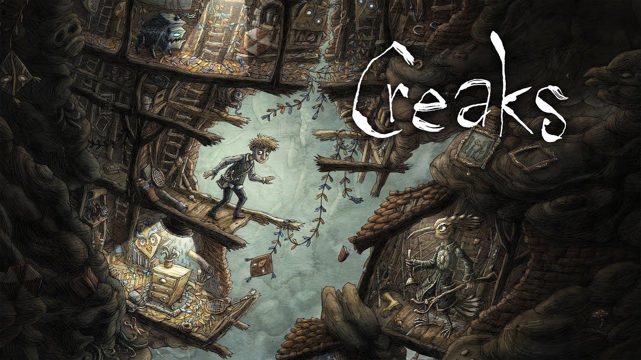Download Creaks : Présentation et Impressions