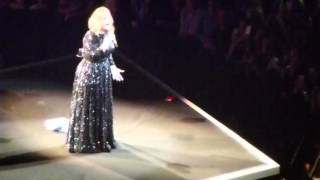 Adele SSE Hydro 26/03/2016 All I Ask