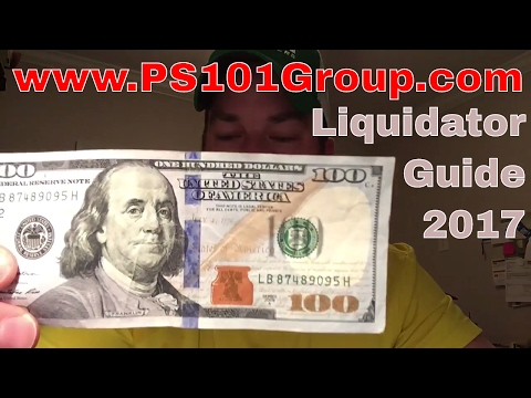 Learn to Buy and Sell Liquidated Merchandise Book Review of Liquidators Guide 2017