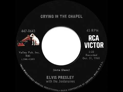 Download 1965 HITS ARCHIVE: Crying In The Chapel - Elvis Presley (#1 UK hit)