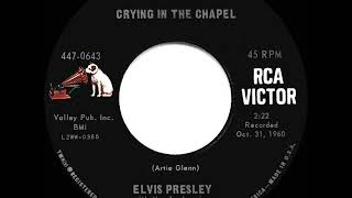 1965 HITS ARCHIVE: Crying In The Chapel - Elvis Presley (#1 UK hit)