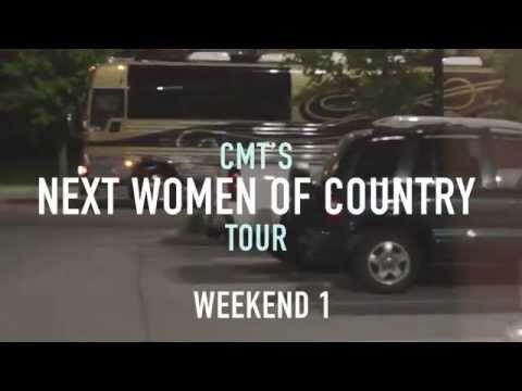 "Kelsea Ballerini - CMT Next Women Of Country Tour ""Sizzle Reel"""