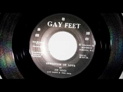Joe Higgs - Sensation Of Love - Lynn Taitt & The Jets - Slim Smith Lloyd Charmers
