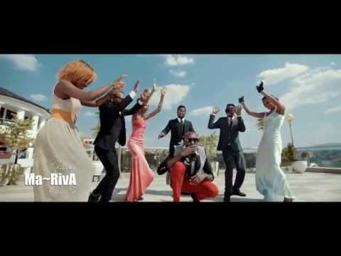 NTIBYAMBAHO BY TWO 4REAL FT  ZIGGY 55 Official Video HD Directed by Ma~RivA 2015
