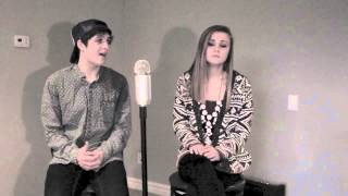 """How You Remind Me"" (Avril Lavigne/Nickelback) Cover by Tyler Layne & Jessica Hunt"