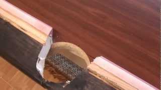 Homemade Billiard Part 3 - Κατασκευή Μπιλιάρδου Μέρος 3ο