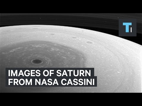 NASA's Cassini spacecraft releases first close-up photos of