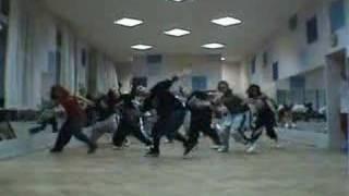 J Lo Control Myself (ft.LL Cool J) dance routine by Vlad Kuzmin