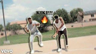 DRAKE - IN MY FEELINGS (Kiki) Official Dance