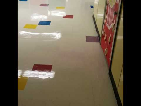 Strip & Wax for VCT Tile flooring service by Carpet Cleaning Its Best!