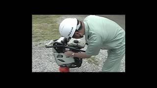 вибротрамбовка бензиновая Mikasa MTX - уплотнение песка, грунта, щебня, гравия