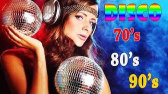Best Disco Dance Songs 70 80 90 Legends - Golden Euro Disco Instrumental - Disco Hits 70s 80s 90s