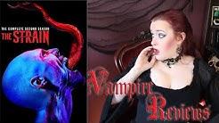 Vampire Reviews: The Strain - Season 2