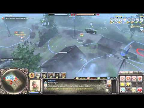 Company of Heroes 2 ToW Kharkov Pursuit Guide - General Difficulty
