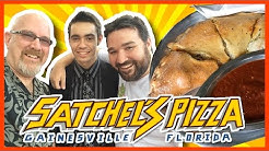 Satchel's Pizza, Gainesville Florida - 3 Calzones with List25