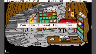 Let's Play King's Quest III, Part 3: Victory!