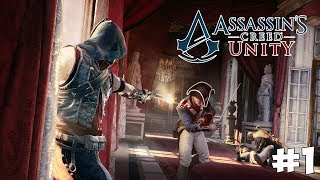 Успей забрать Ассассина в свою библиотеку UPlay!  Assassin's Creed: Единство (Unity) #1