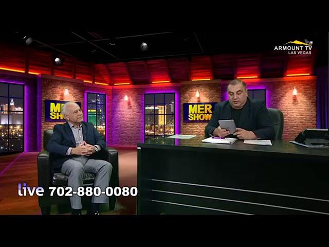 Mer Show with Grisha Sandalyan