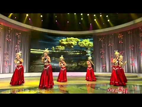 Hmong Chinese Dancing and Singing -Red Leaves
