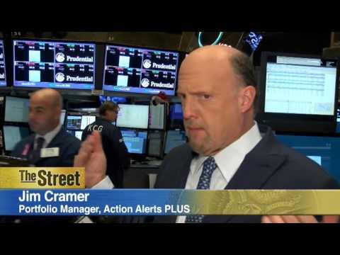 Jim Cramer Says Exxon, Chevron Stock Prices A Bit Too High