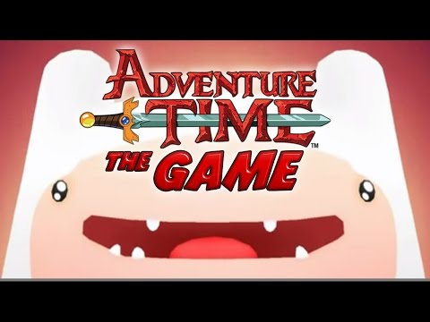 Thumbnail: FINALLY AN ADVENTURE TIME GAME!