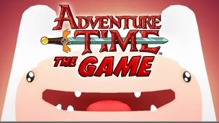 FINALLY AN ADVENTURE TIME GAME!