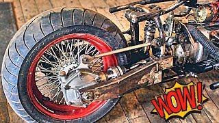 Мега ТЮНИНГ мотоцикла ДНЕПР МТ 🔥🔥🔥