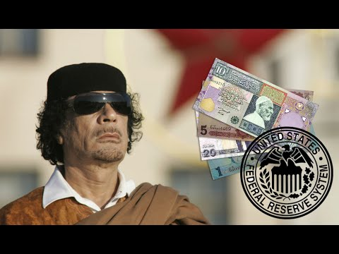 Muammar Gaddafi and the truth about Libya (re-upload)