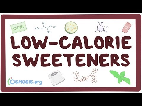 Low-calorie sweeteners