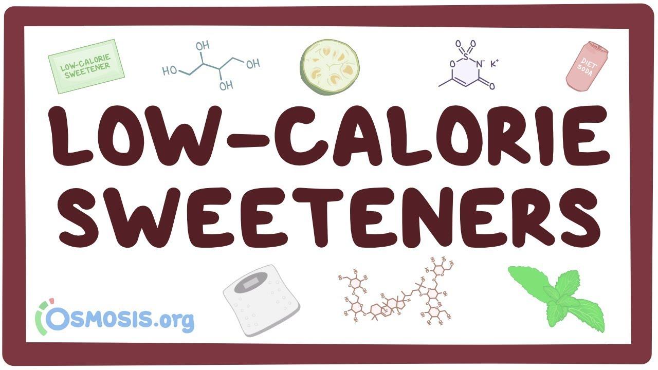 Low-calorie sweeteners