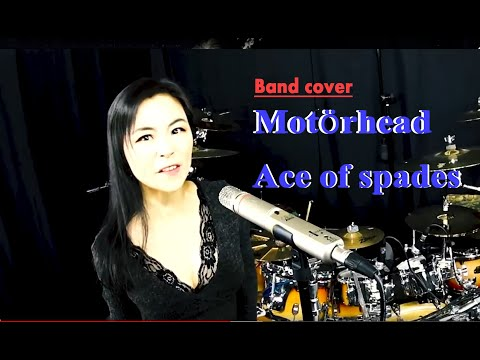 Motörhead - Ace Of Spades Full Band Cover By Ami Kim