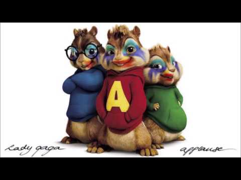 The Cure-Lady Gaga Alvin and The Chipmunks Version