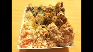 [청이 식탁 Chung's Table]유부초밥 Fried Tofu Rice Balls 油豆腐寿司