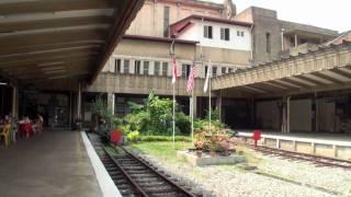 KTM Singapore Station - マレー鉄道シンガポール駅 - Malayan Railways Tanjong Pagar