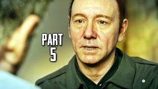 Call of Duty Advanced Warfare Walkthrough Gameplay Part 5 - Fission - Campaign Mission 4 (COD AW)