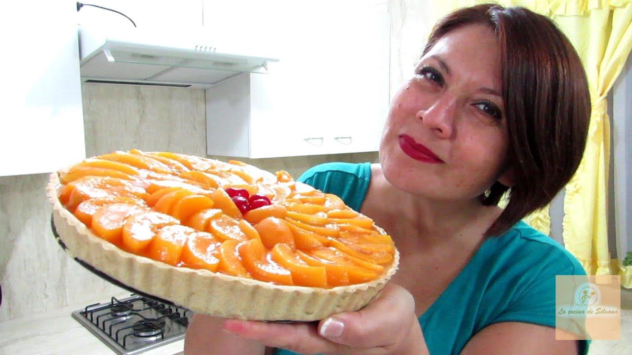 Tarta de durazno silvana cocina youtube - Youtube videos de cocina ...