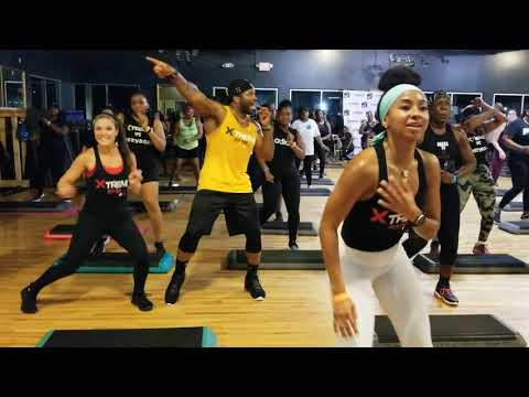 Xtreme Hip Hop With Phil : Two Step Wit Me