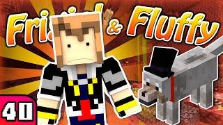 FRIGIEL & FLUFFY : Ça chauffe au Nether !   Minecraft - S7 Ep.40