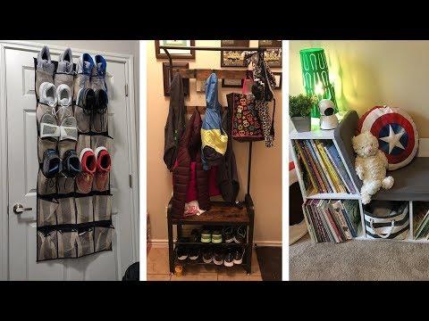 23 Super Brilliant Small Bedroom Storage Ideas