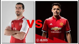  Mkhitaryan vs Sanchez  в FIFA MOBILE