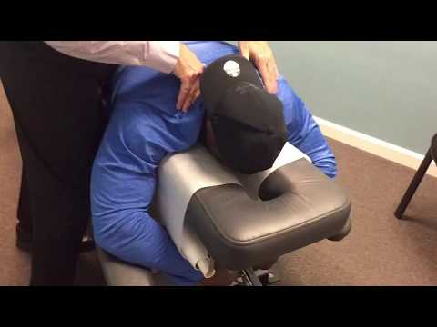 Yumon Visits His Chiropractor