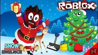 ROBLOX indonesia #69 Snow Shoveling Simulator (fr) Mise à niveau Duit Bagi Code Buat Nambah