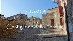 7.1.2019: Castiglione della Pescaia, Italy