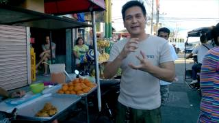 Some of the Street Food in Cainta, Rizal, Philippines