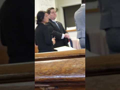 This Is The Village Court House,at250 Broadway, Menands, NY 12204  Prosecutor Laughing At Defendants