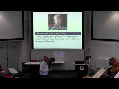 Professor David Myatt WESS 2015 guest lecture   Warwick Economics Summer School 2015