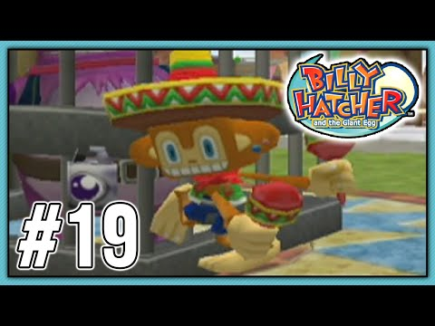 Billy Hatcher and the Giant Egg - Episode 19