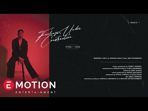 Adrian Khalif - Morning Light Ft.  Ben Sihombing  Audio